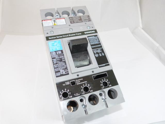 Siemens FD63F250  Circuit Breaker