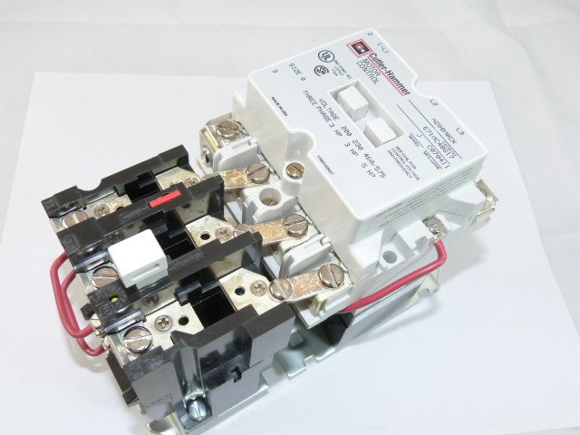 Cutler Hammer A200M0CX  Starters And Contactors