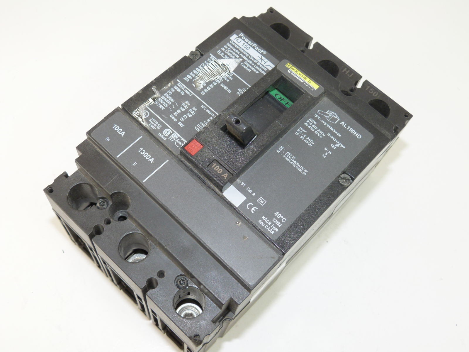 Square D Circuit Breakers Panel Boards Motor Control