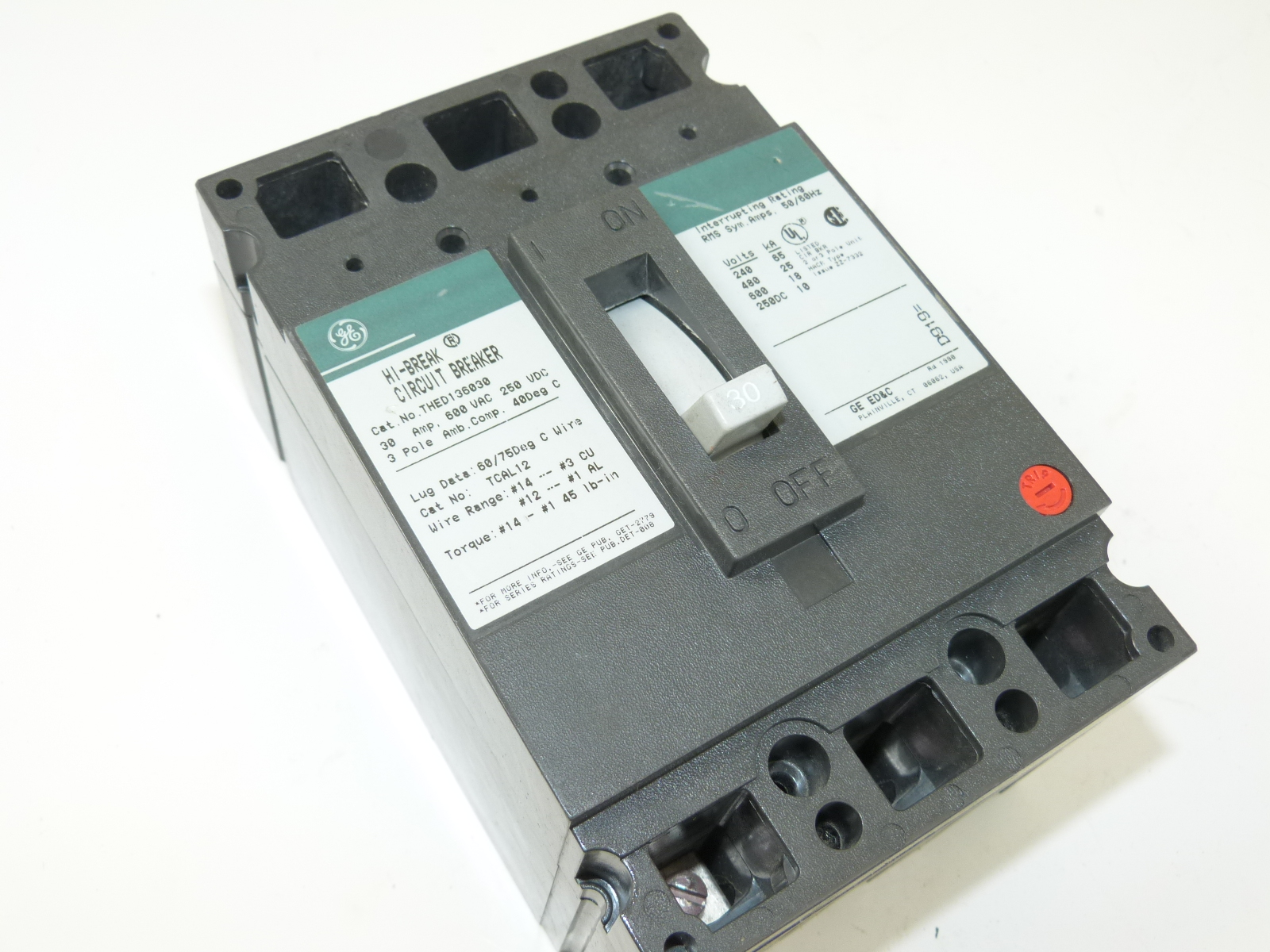 general electric circuit breakers new used and obsolete rh westcoastpower com