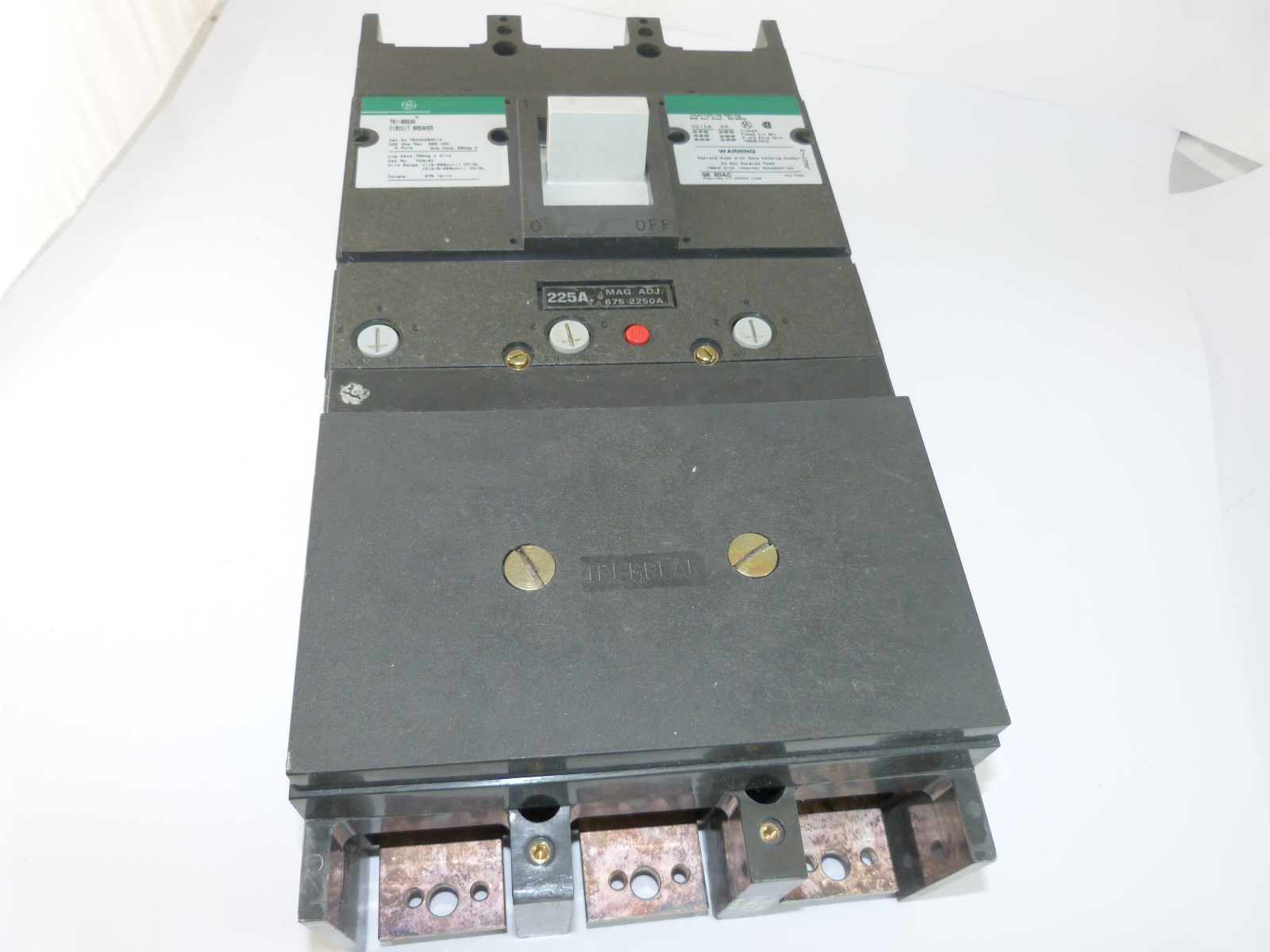 Tb43225af14 General Electric Circuit Breaker New Used And Pictures