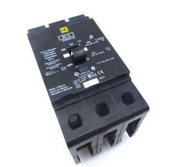 Square D EDB34030  Circuit Breaker