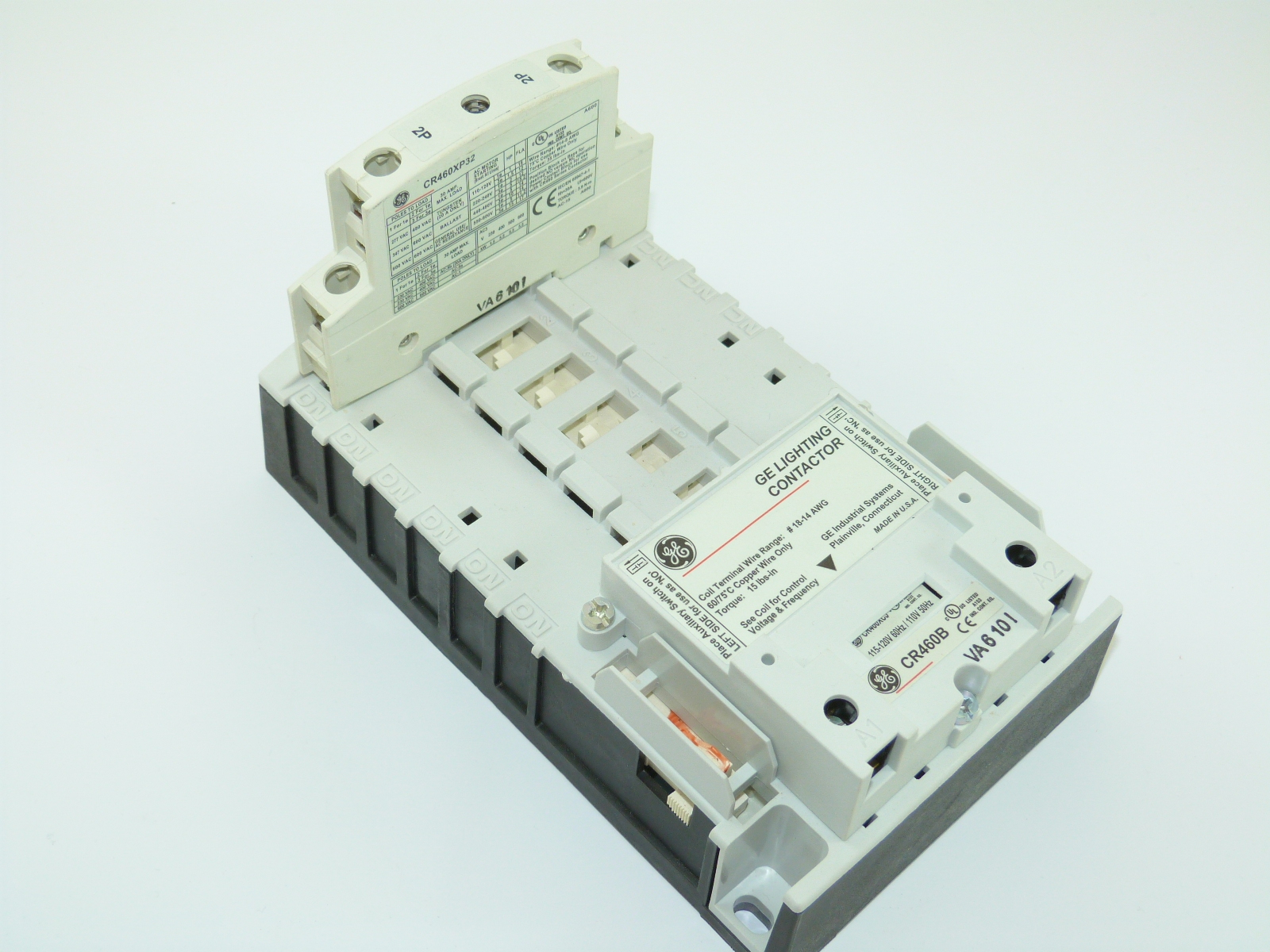 General Electric CR463L20AJA Lighting Contactor