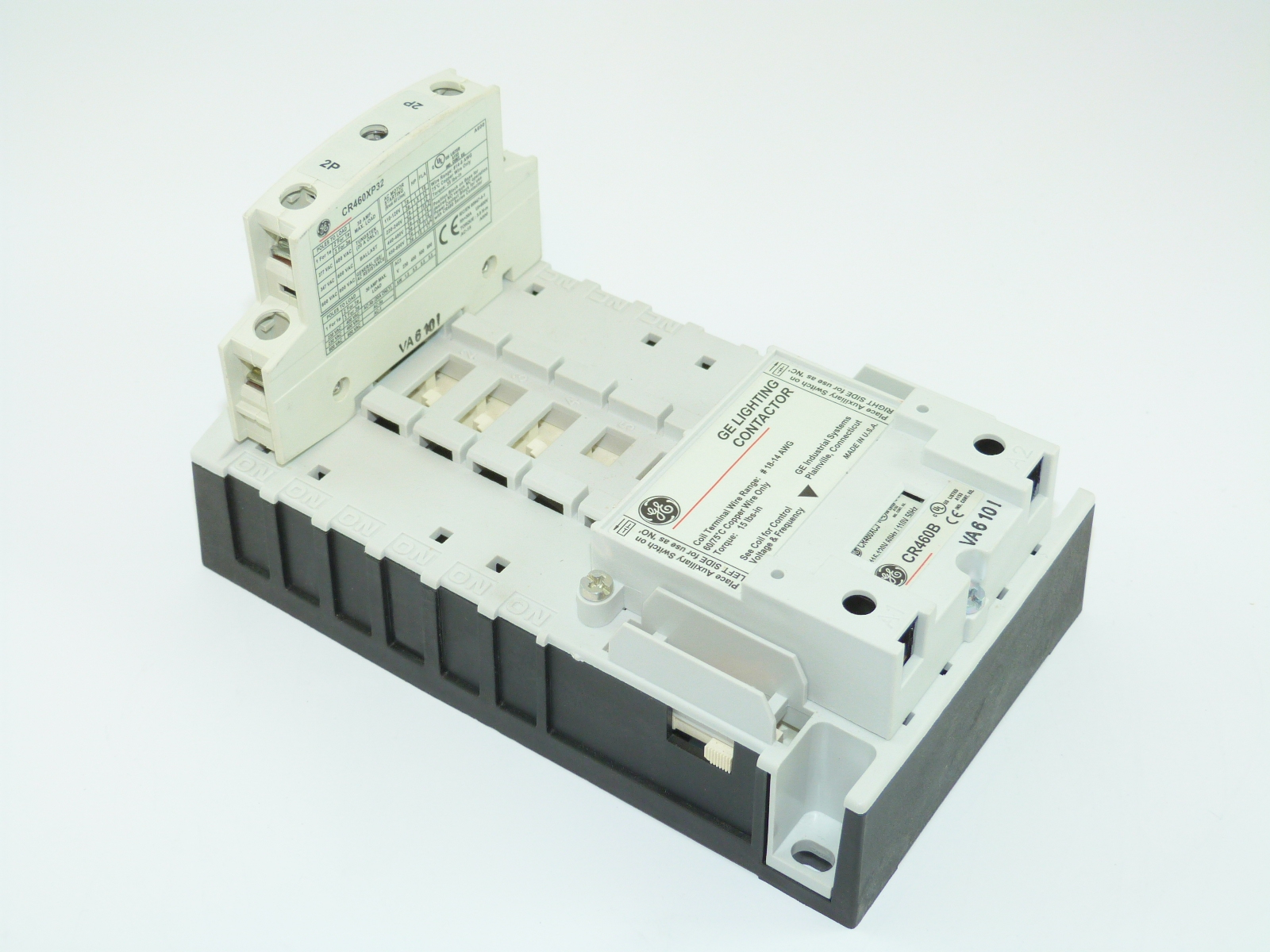 General Electric CR463L20ANA Lighting Contactor